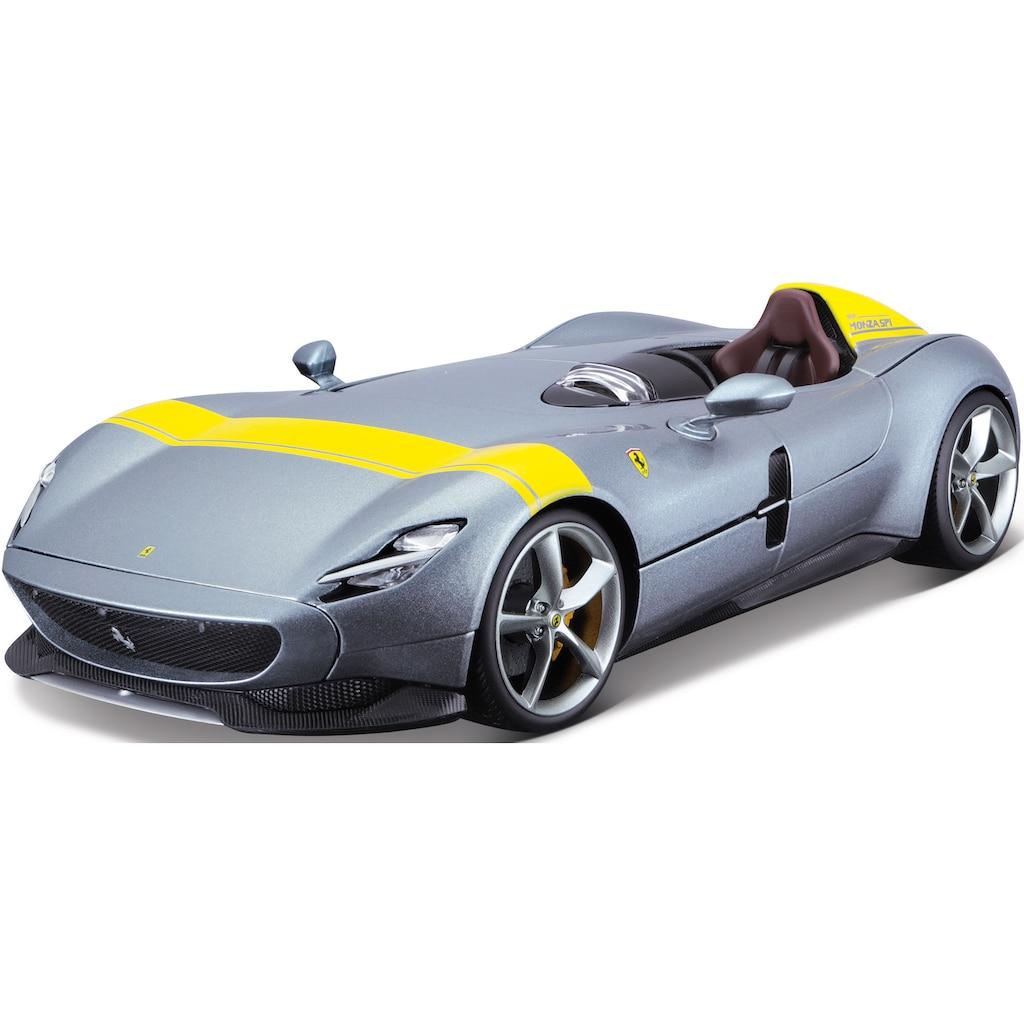 Bburago Sammlerauto »Ferrari Monza SP1«, 1:18