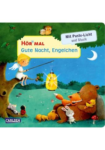 Buch »Hör mal (Soundbuch): Mach mit - Pust aus: Gute Nacht, Engelchen / Marina... kaufen