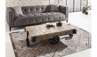 SIT Couchtisch »This&That«, recyceltes Mangoholz kaufen