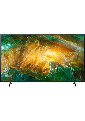 Sony KD65XH8096 Bravia LCD - LED Fernseher (164 cm / (65 Zoll), 4K Ultra HD, Android TV kaufen