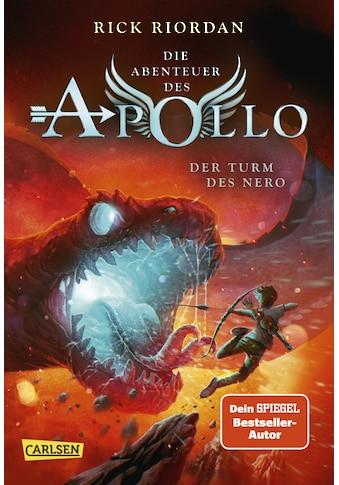 Buch »Die Abenteuer des Apollo 5: Der Turm des Nero / Rick Riordan, Gabriele Haefs« kaufen
