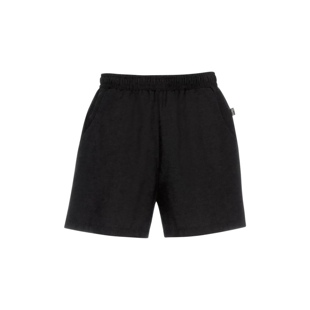 Trigema Shorts, aus 100% Baumwolle