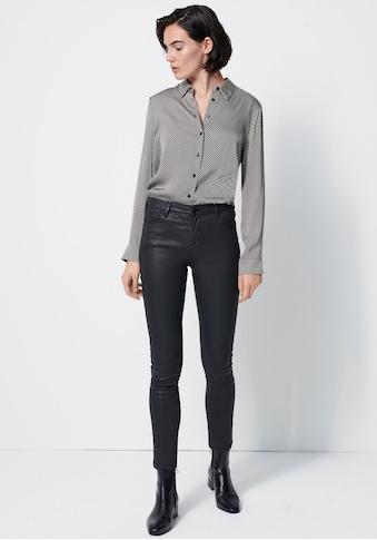 someday Skinny-fit-Jeans »Cadou coated«, mit leichtem Glanz kaufen