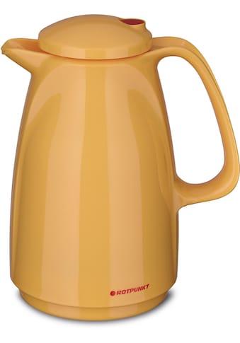 ROTPUNKT Isolierkanne »Rubberduck«, 0,5 l kaufen