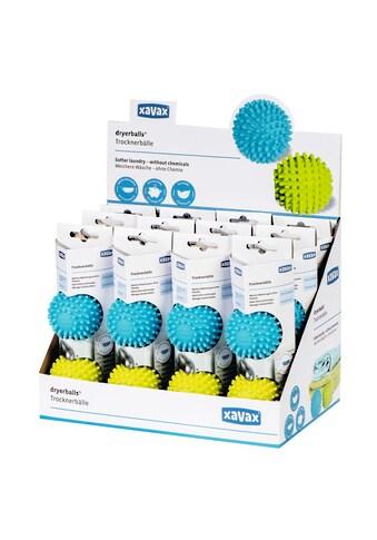 Xavax Trocknerbälle für Wäschetrockner, Trocknerkugel 2er Set »für weiche Wäsche« kaufen