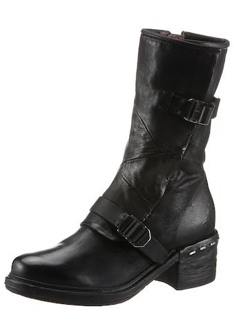 A.S.98 Stiefel »NOVASUPER«, mit verstellbaren Schnallen kaufen