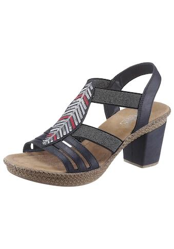 Rieker Sandalette, mit Pailletten-Verzierung kaufen