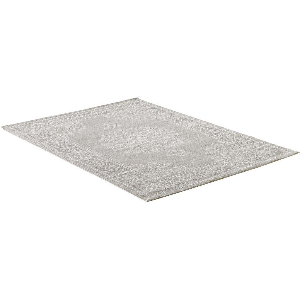 Sanat Teppich »Harmony 3204«, rechteckig, 12 mm Höhe, Vintage Orient-Optik, Wohnzimmer