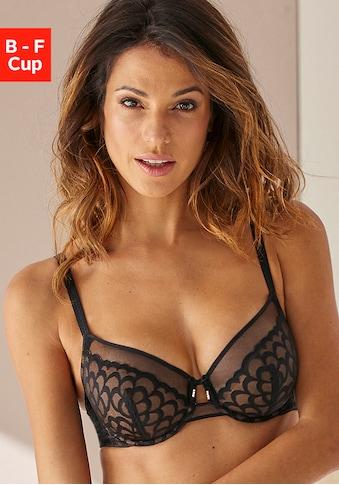 LASCANA Bügel-BH »Camilla«, mit feiner Spitze kaufen
