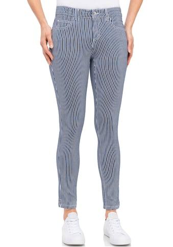 wonderjeans Ankle-Jeans »Ankle-Slit WA70«, In verkürztem schmalem Schnitt mit Schlitz... kaufen