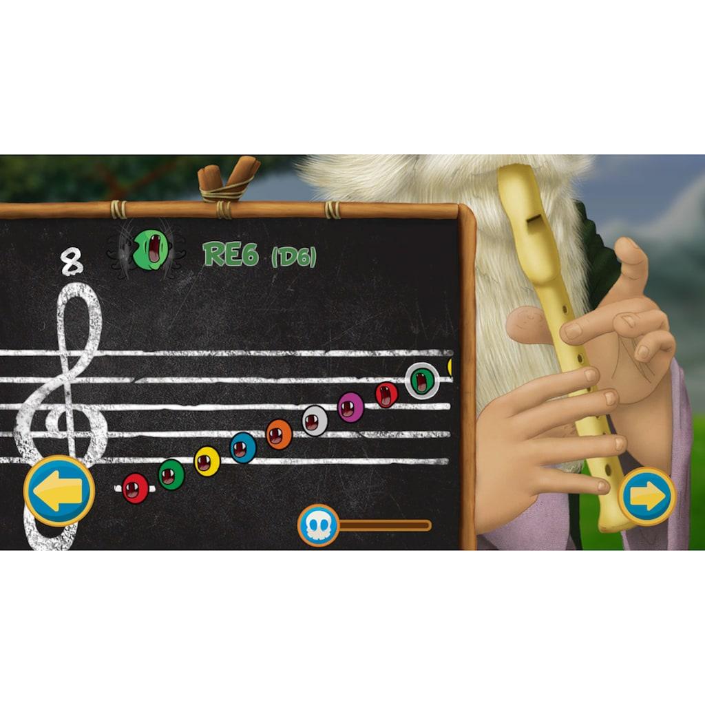 Voggenreiter Blockflöte »Flute Master (App) mit Blockflöte, deutsche Griffweise«, Sopran, C-Dur, Deutsch