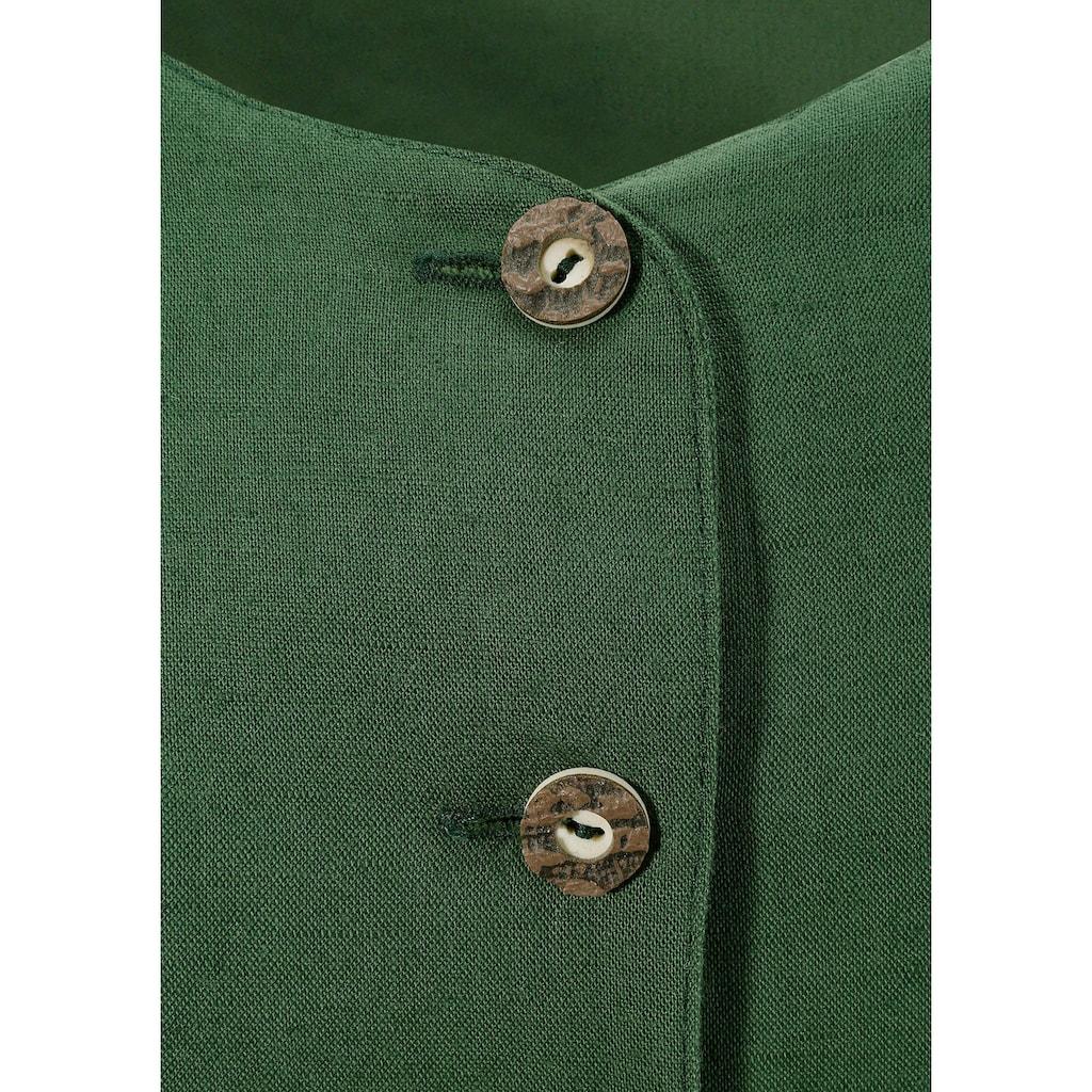 Naber Collection Trachtenkleid, mit luftigen Puffärmeln