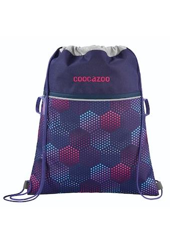"""Coocazoo Sportbeutel """"RocketPocket2"""", Purple Illusion kaufen"""