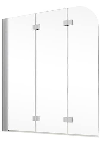 Schulte Badewannenfaltwand »Komfort«, Breite: 125 cm kaufen
