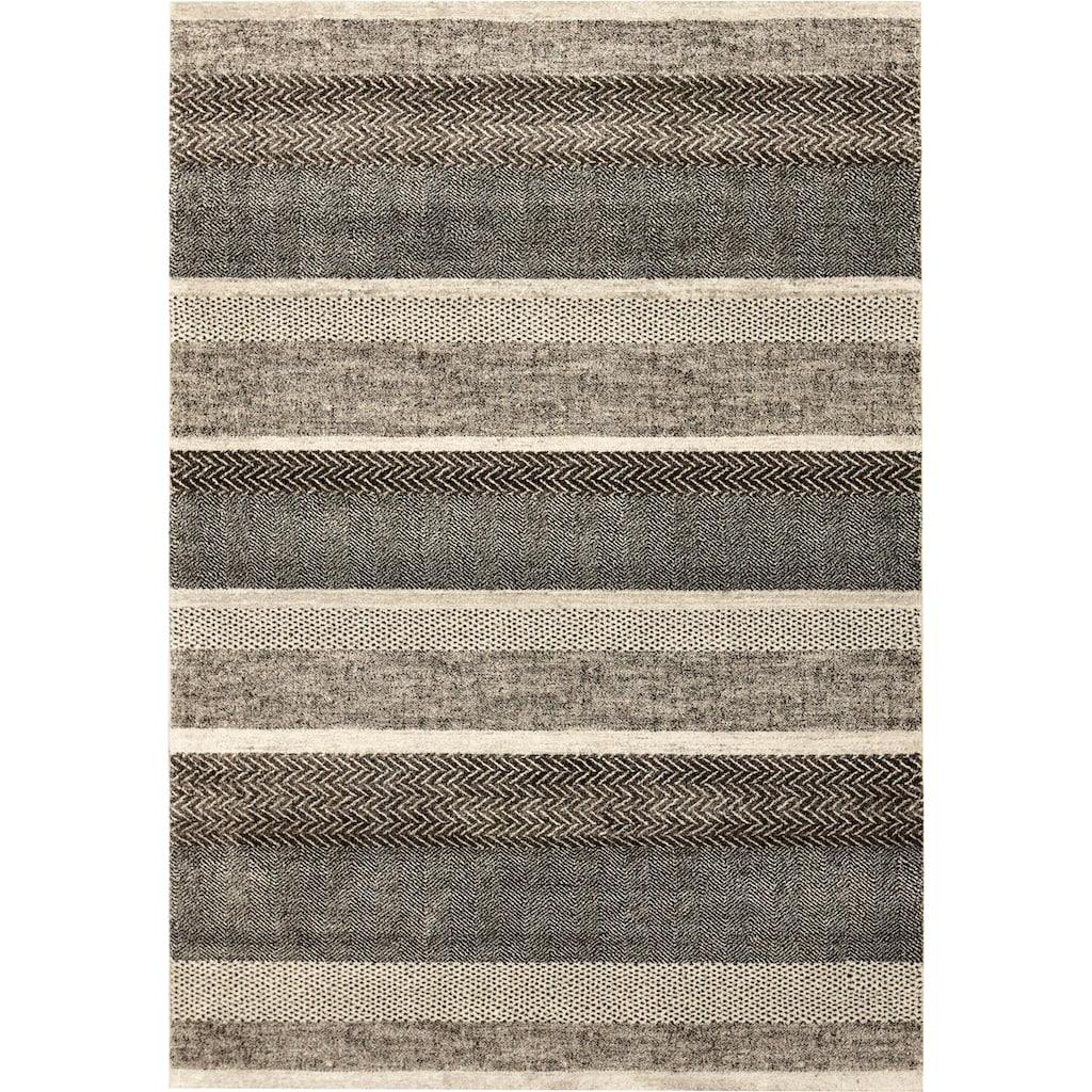 merinos Teppich »Milano 1454«, rechteckig, 10 mm Höhe, In- und Outdoor geeignet, Wohnzimmer