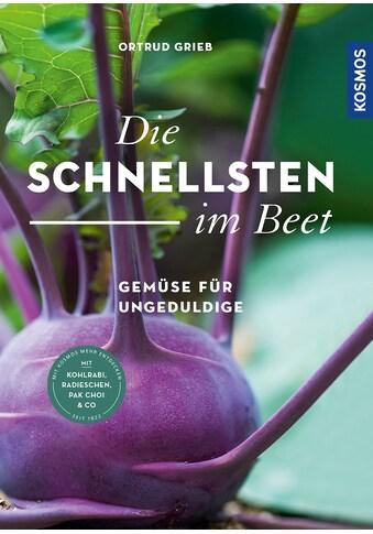 Buch »Die Schnellsten im Beet / Ortrud Grieb« kaufen