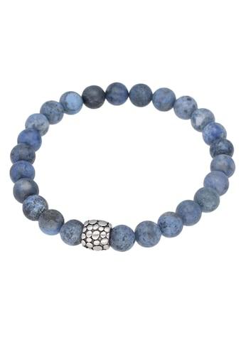 Firetti Armband »Heilstein-Armband mit Kugeln aus Mineralstein«, mit Dumortieritkugeln kaufen
