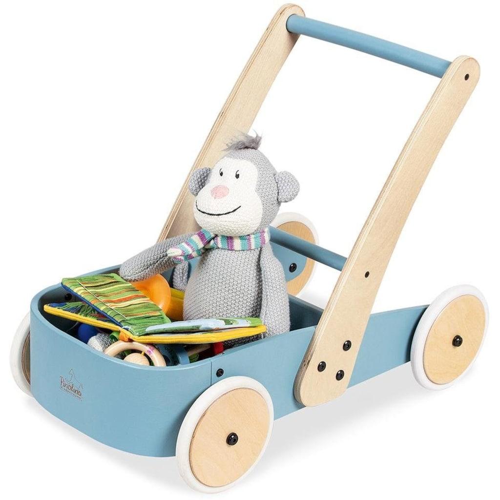 "Pinolino® Lauflernwagen ""Fiete, blau"""