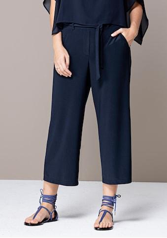 bianca Culotte »PARIGI«, in stylischer Länge kaufen