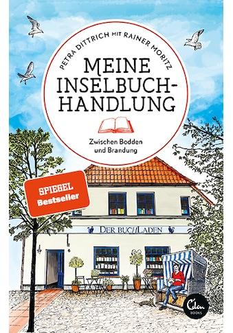 Buch »Meine Inselbuchhandlung / Petra Dittrich, Rainer Moritz« kaufen