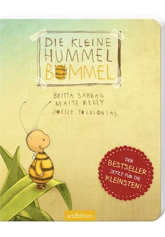 Buch Die kleine Hummel Bommel / Britta Sabbag; Maite Kelly; Joëlle Tourlonias kaufen