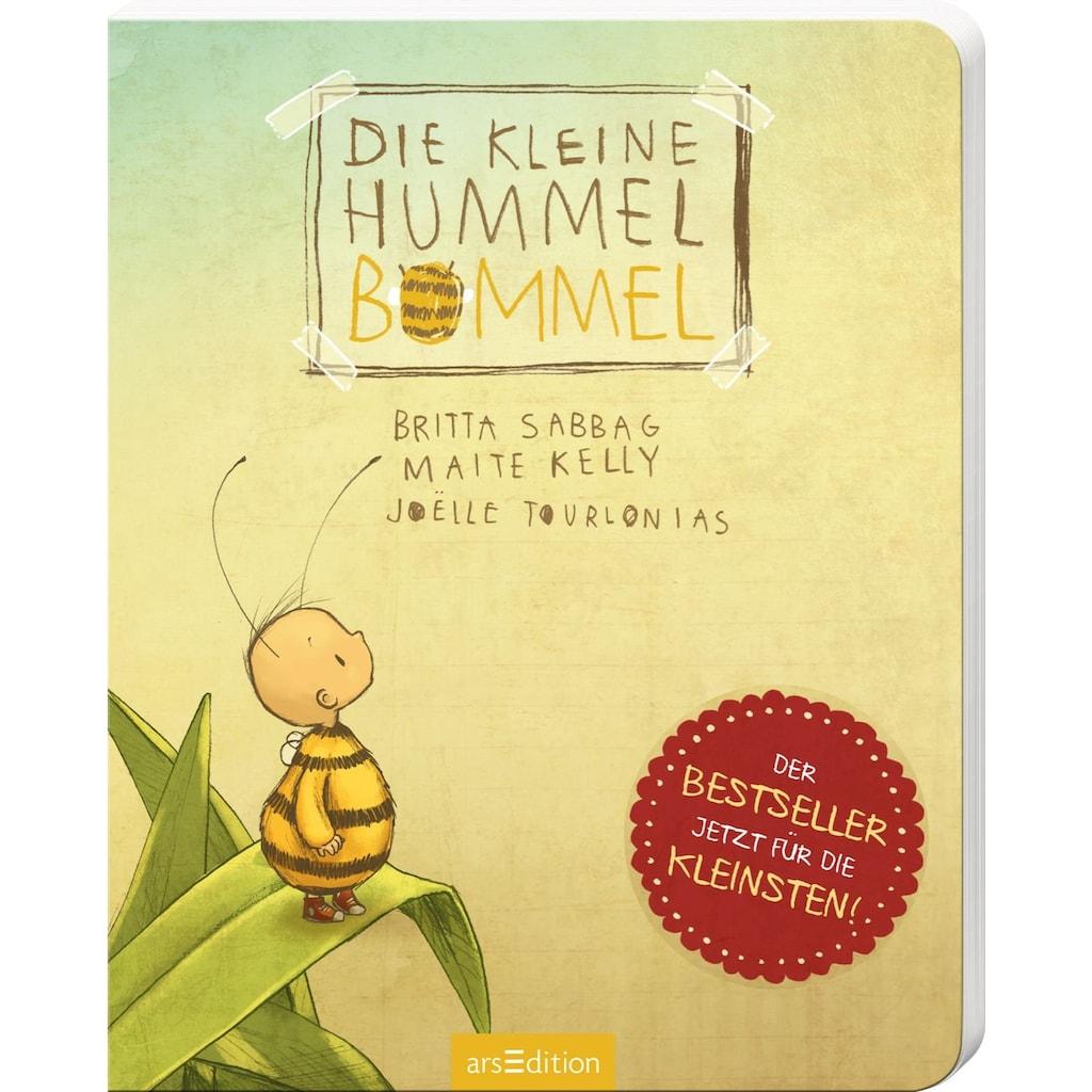 Buch »Die kleine Hummel Bommel - Pappe-Ausgabe / Britta Sabbag, Maite Kelly, Joëlle Tourlonias«
