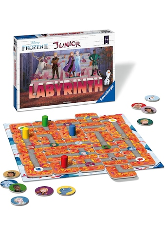 """Ravensburger Spiel, """"Disney Frozen II, Junior Labyrinth"""" kaufen"""