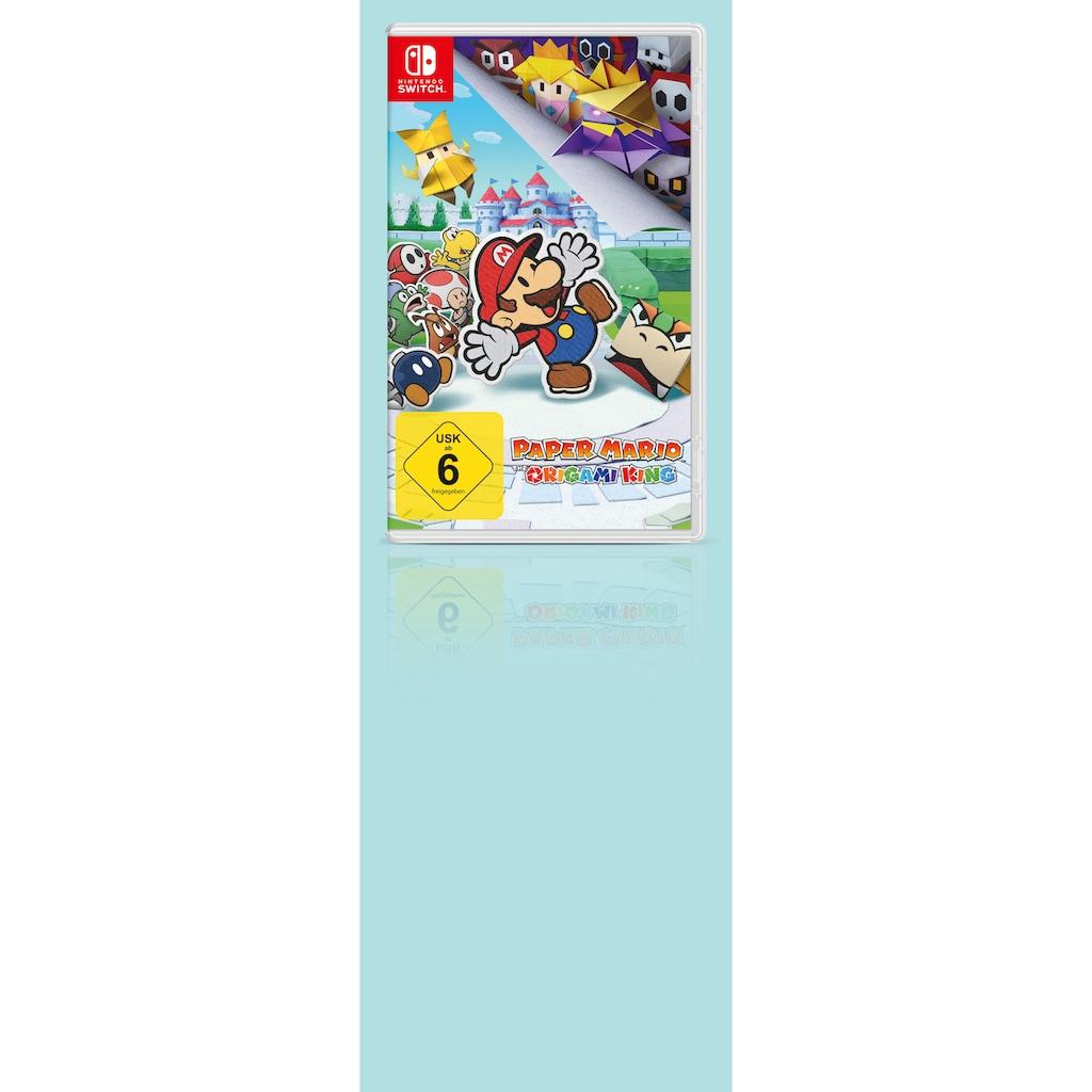 Nintendo Switch Konsole »Lite«, inkl. Paper Mario und Notizblock