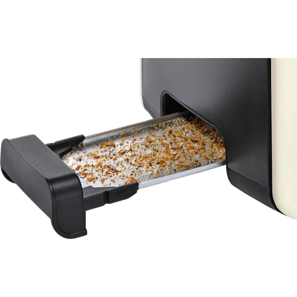 BOSCH Toaster »ComfortLine TAT6A117«, 2 kurze Schlitze, für 2 Scheiben, 1090 W
