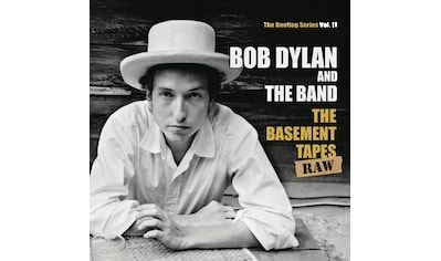 Vinyl »The Basement Tapes Raw: The Bootleg Series Vol.11 / Dylan,Bob,& The Band« kaufen
