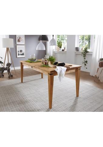 Premium collection by Home affaire Esstisch »Brasilia«, aus Massivholz, hochwertig... kaufen
