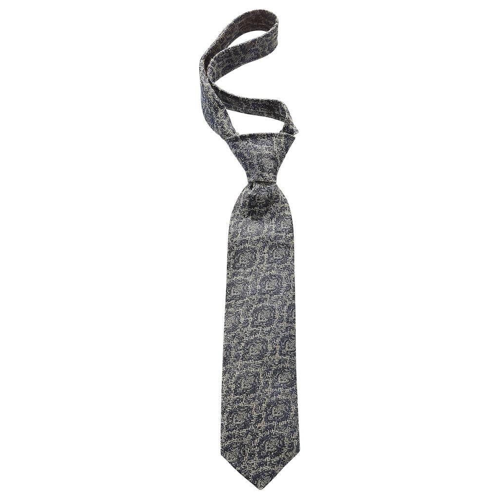 Allwerk Krawatte, mit modischem Strukturmuster