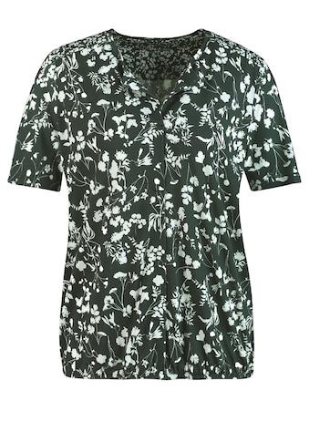 GERRY WEBER T - Shirt 1/2 Arm »Shirt aus Lyocell - Baumwolle« kaufen