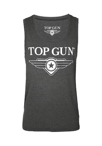 TOP GUN Muscleshirt »Truck«, sportlicher Schnitt kaufen