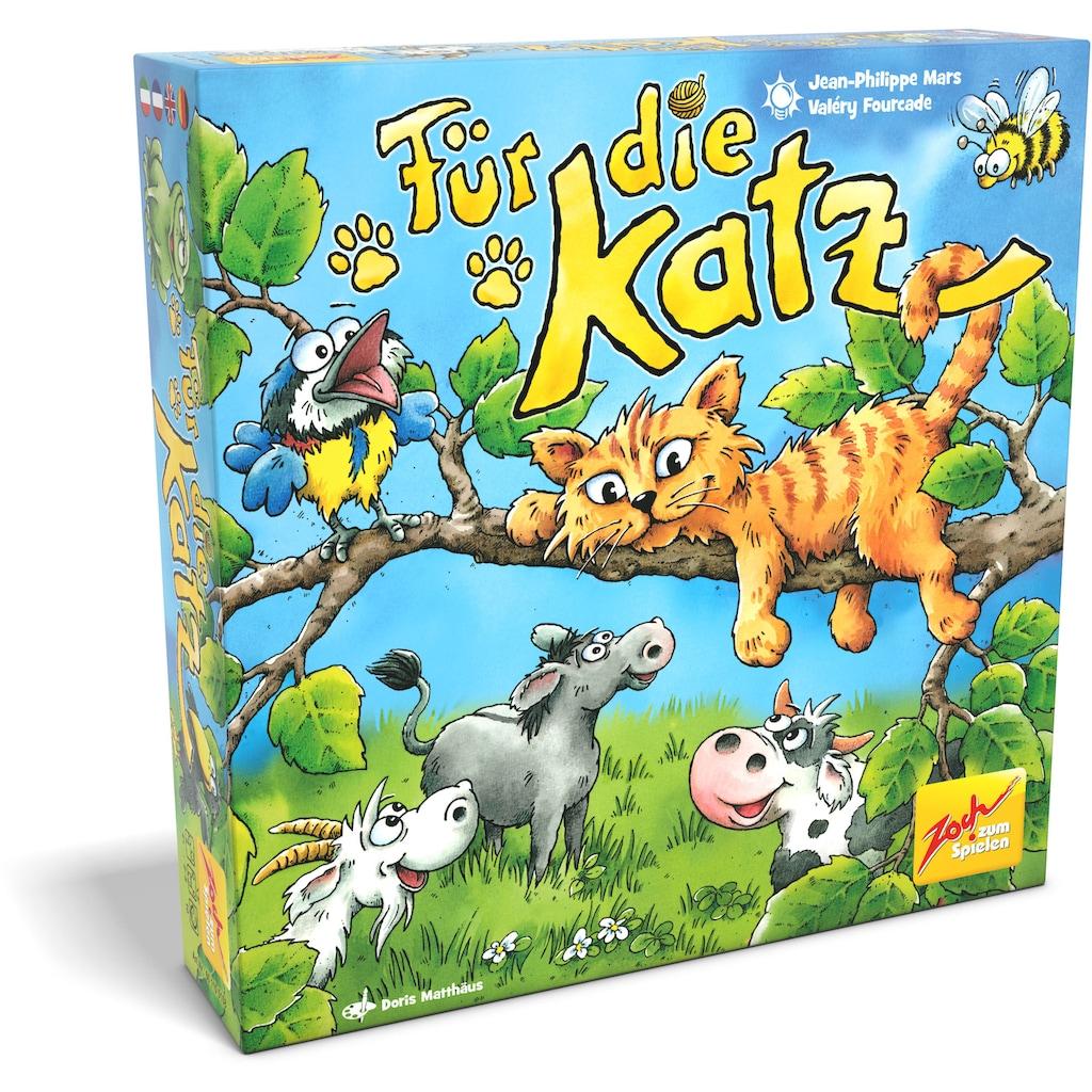 Zoch Spiel »Für die Katz«
