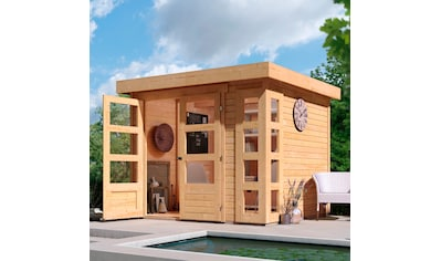 WOODFeeling Gartenhaus »Kerko 3« kaufen