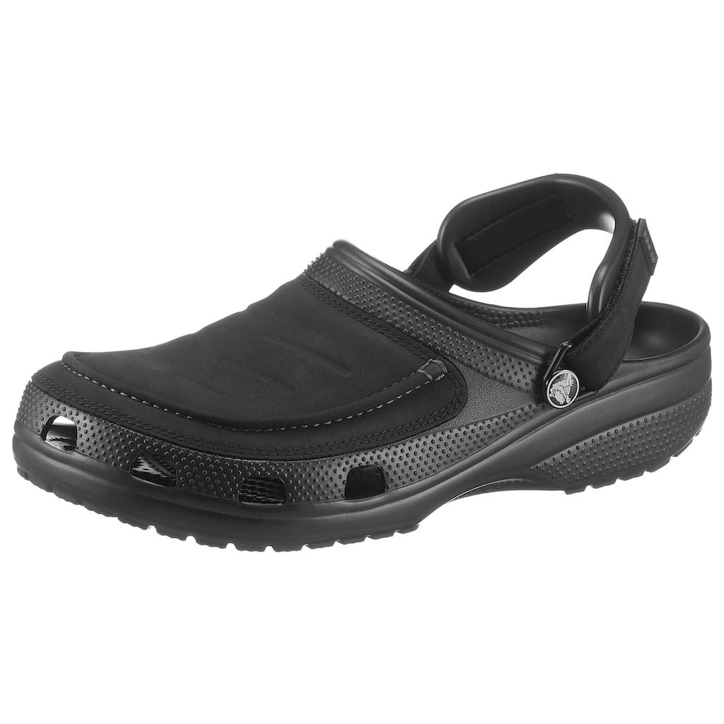 Crocs Clog »Black Yukon Vista II Clog M«, im Materialmix