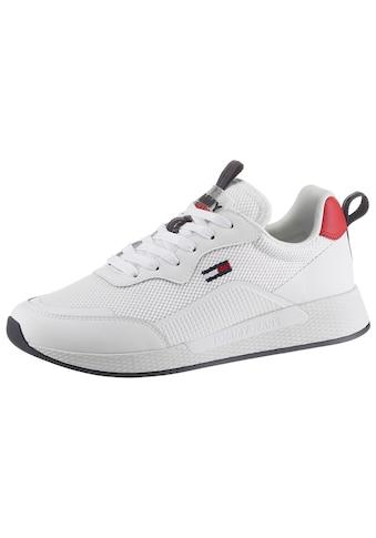 Tommy Jeans Sneaker »TECHNICAL DETAIL RUNNER«, mit zwei Anziehlaschen kaufen