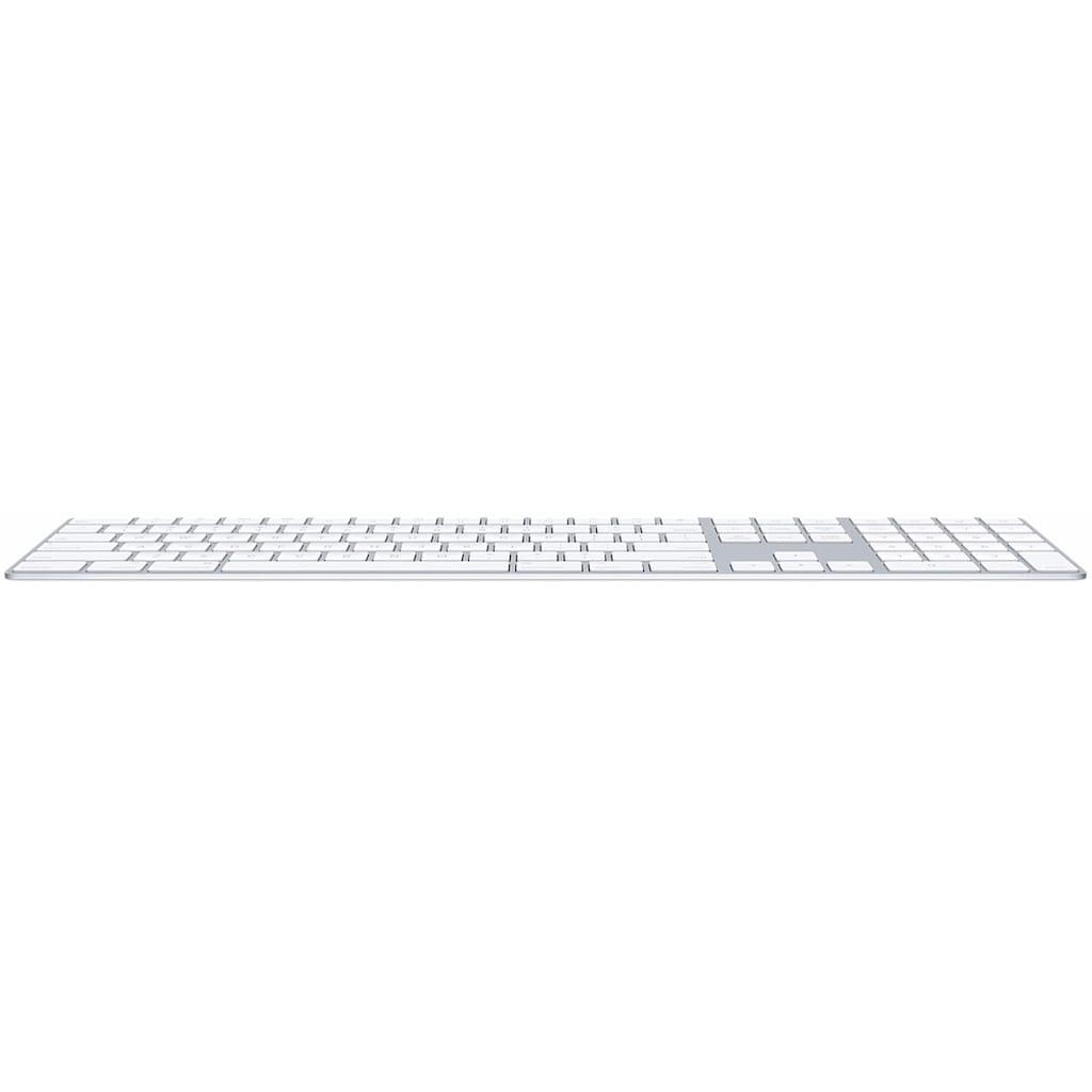 Apple Apple-Tastatur »Magic Keyboard MQ052D/A«, (Ziffernblock)