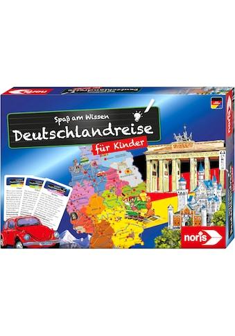 Noris Spiel »Spaß am Wissen - Deutschlandreise für Kinder« kaufen