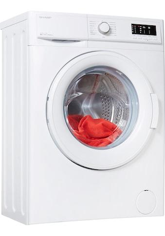 Sharp Waschmaschine ES - HFA6122W2 - DE kaufen