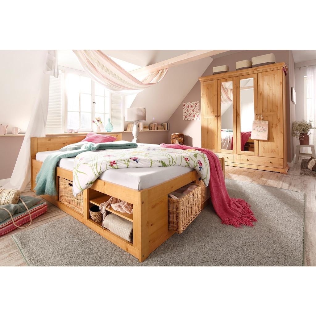 Home affaire Aufbewahrungskorb »Helsinki«, (2-tlg.)