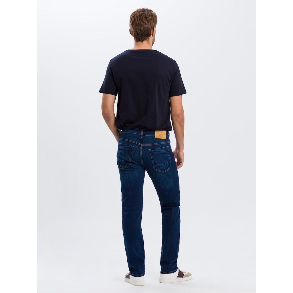 Cross Jeans® Relax-fit-Jeans »Antonio«, Robuste Denim-Qualität