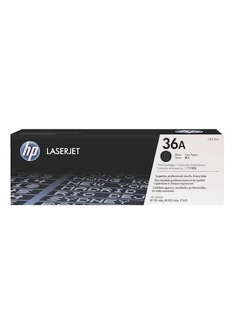 HP Druckkassette 36A kaufen