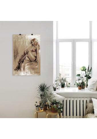 Artland Wandbild »High heels im Licht« kaufen