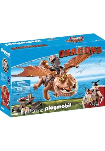 """Playmobil® Konstruktions - Spielset """"Fischbein und Fleischklops (9460), Dragons"""", Kunststoff kaufen"""