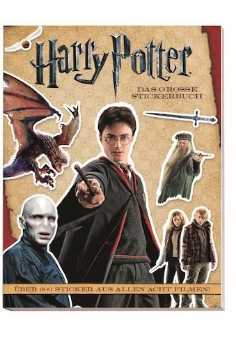 Buch »Harry Potter Stickerbuch / DIVERSE« kaufen