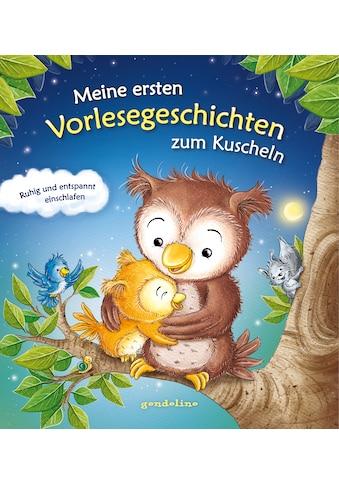 Buch »Meine ersten Vorlesegeschichten zum Kuscheln - Ruhig und entspannt einschlafen.... kaufen