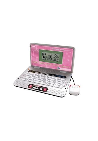 """Vtech® Kindercomputer """"Schulstart E  -  pink"""" kaufen"""
