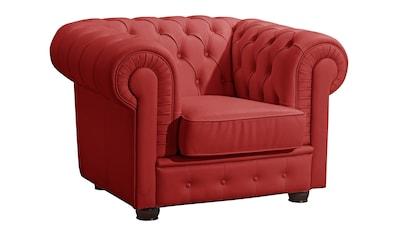 Max Winzer® Chesterfield - Sessel »Windsor« kaufen